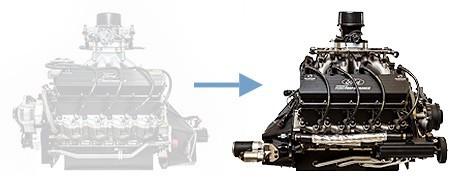 Ford FR9 EFI V8 | Roush Yates Engines