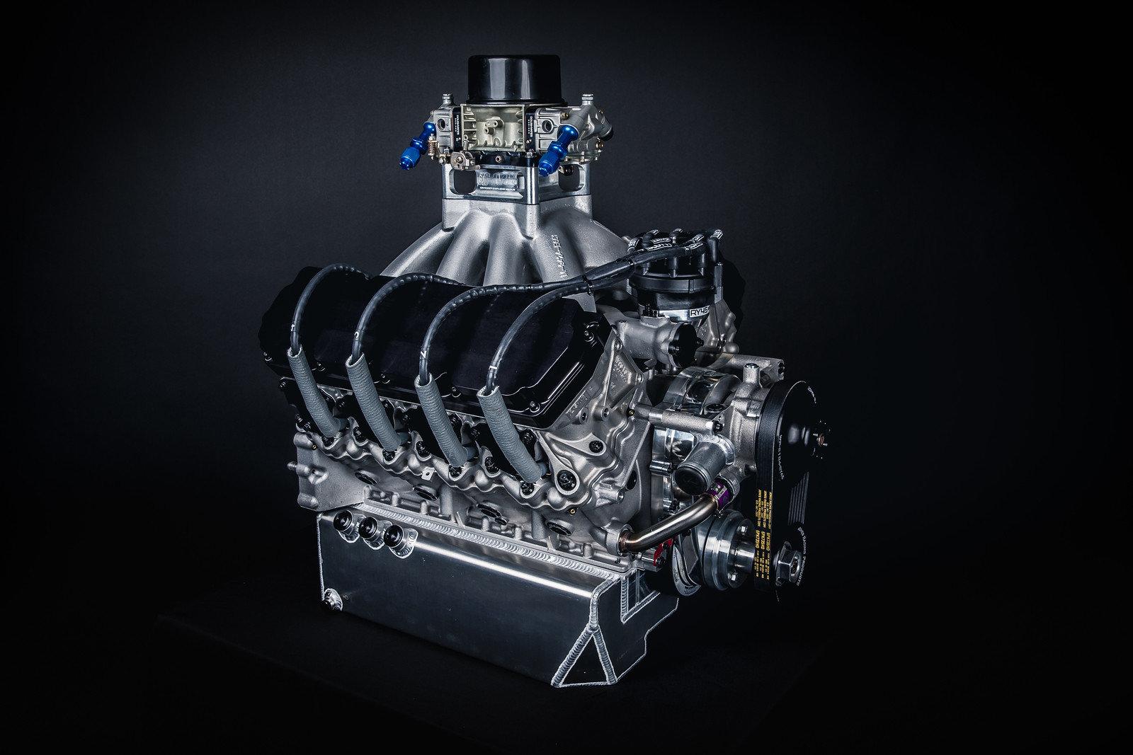 Roush Yates Engines Ry45 V8 Roush Yates Engines