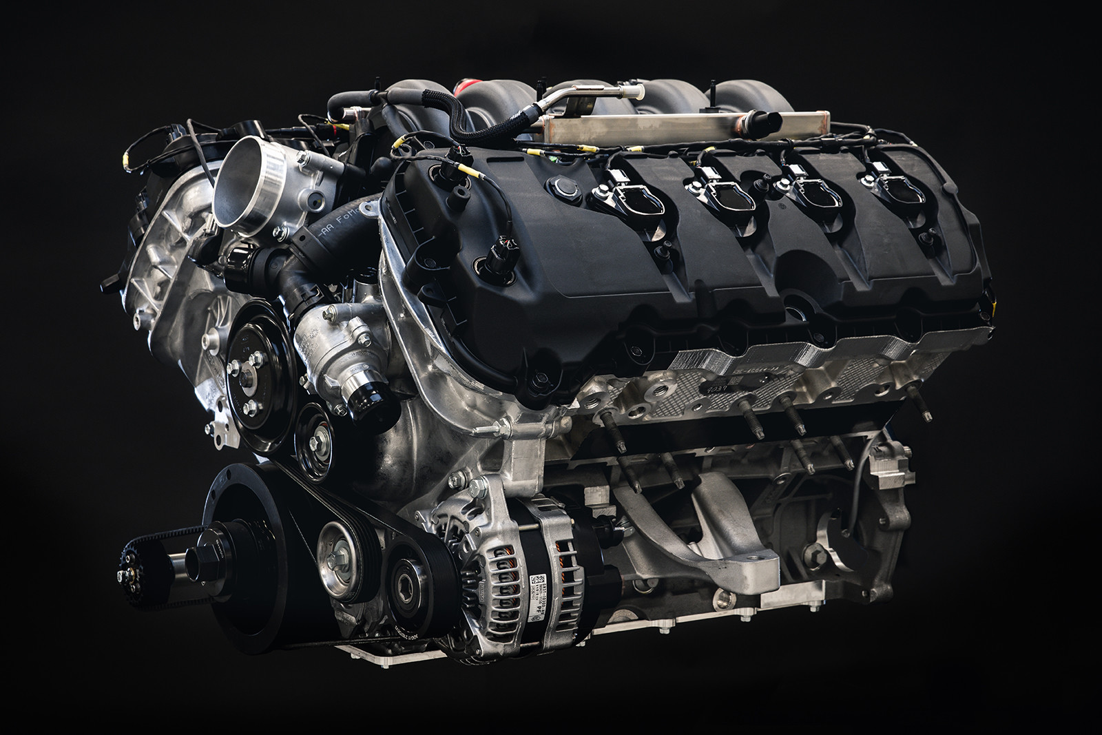 ford mustang 5 2l v8