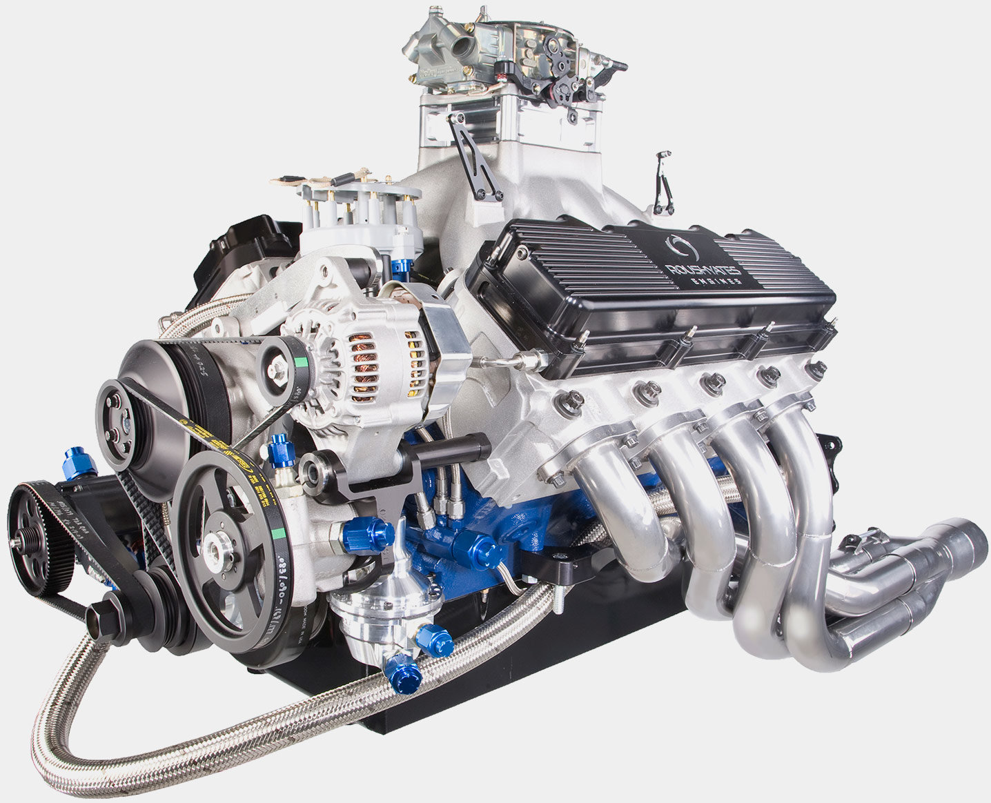 Powering Into The Playoffs | Roush Yates Engines