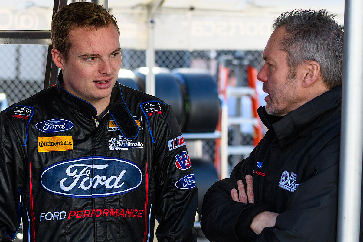roush racing sprint cup drivers