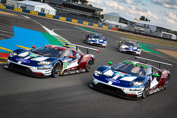 Ford Gt Wraps Up First Round Of Qualifying